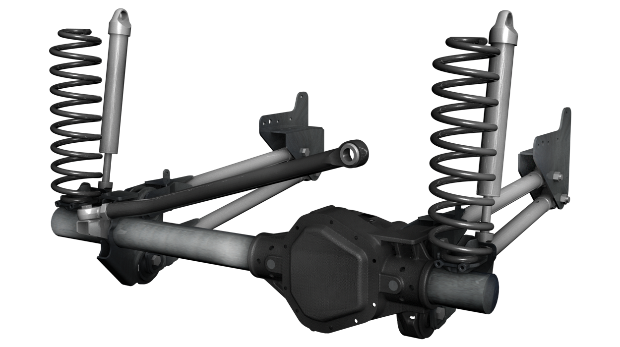 SUSPENSION SYSTEMS | Fabtech®