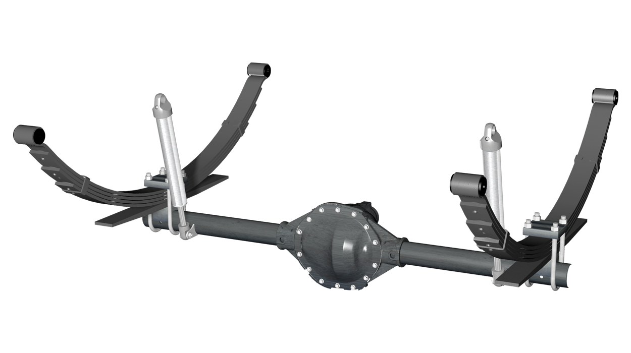 Suspension Systems Fabtech