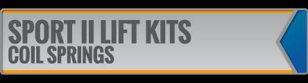SPORT II LIFT KITS