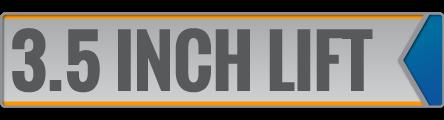 3.5 INCH LIFT