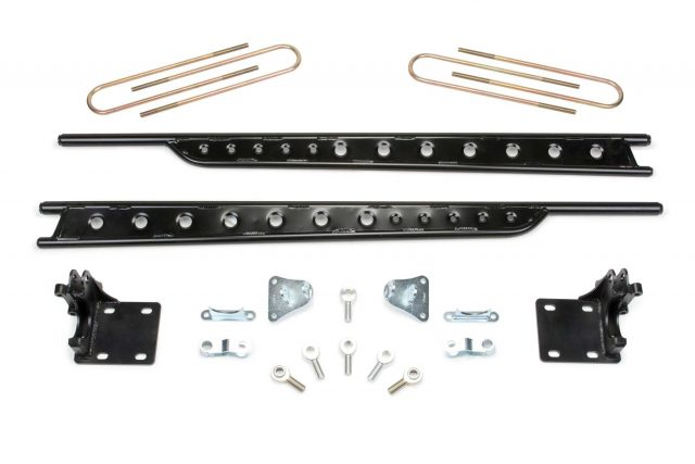 Floating Rear Traction Bar System - FTS62007