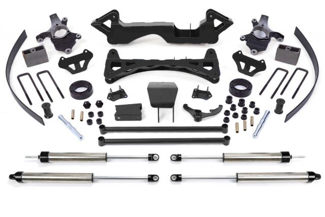 "6"" PERFORMANCE SYSTEM W/ DIRT LOGIC SHOCKS - K1001DB"