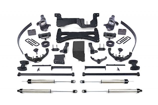 "8"" PERFORMANCE SYSTEM W/ DIRT LOGIC SHOCKS - K1015DB"