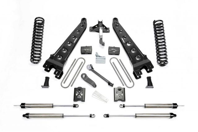 "6"" Radius Arm System w/ Dirt Logic Shocks - K20112DB"