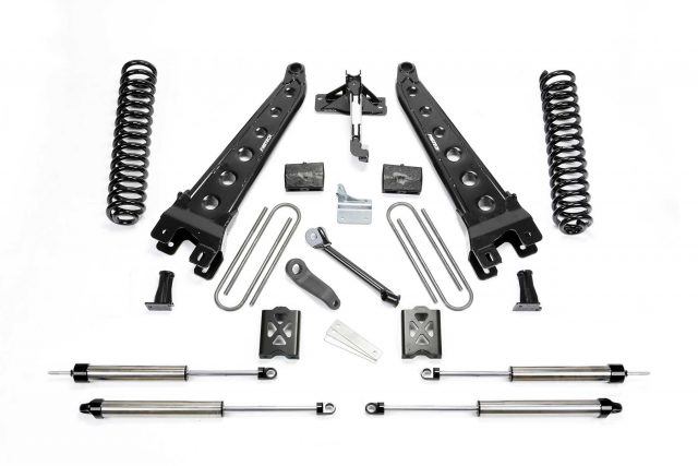 "6"" Radius Arm System w/ Dirt Logic Shocks - K2011DB"