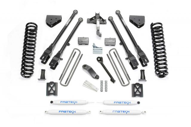 "6"" 4 Link System w/ Performance Shocks - K20132"