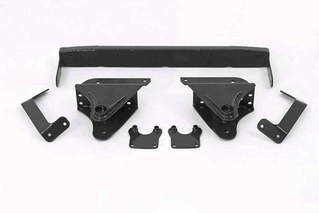 """3.5"""" Front Spring Hanger System w/ Performance Shocks - K2025"""
