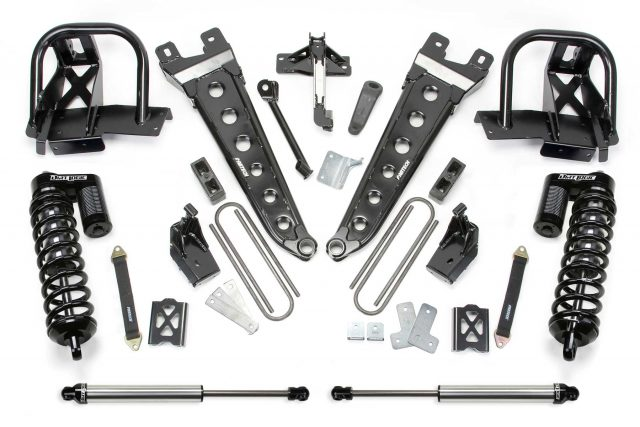 "6"" Radius Arm System w/ Dirt Logic 4.0 Coilovers & Rear Dirt Logic Shocks - K2030DL"