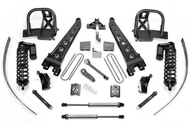 "8"" Radius Arm System w/ Dirt Logic 4.0 Coilovers & Rear Dirt Logic Shocks - K20341DL"