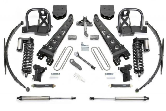 "10"" Radius Arm System w/ Dirt Logic 4.0 Coilovers & Rear Dirt Logic Shocks - K20471DB"