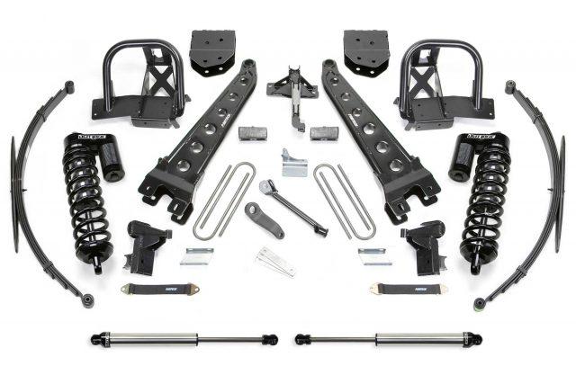 "10"" Radius Arm System w/ Dirt Logic 4.0 Coilovers & Rear Dirt Logic Shocks - K20471DL"