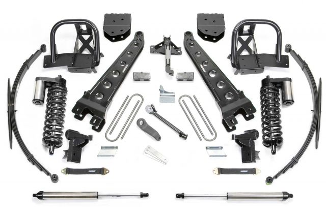 "10"" Radius Arm System w/ Dirt Logic 4.0 Coilovers & Rear Dirt Logic Shocks - K2047DB"
