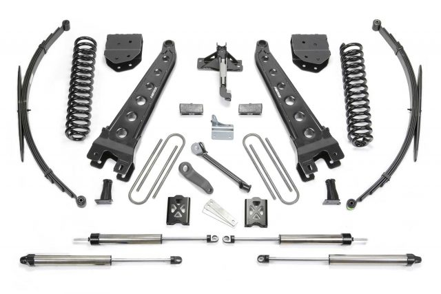"10"" Radius Arm System w/ Dirt Logic Shocks - K2048DB"