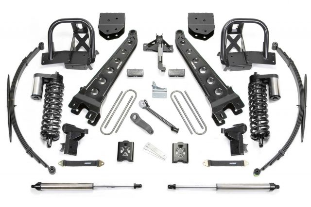 "10"" Radius Arm System w/ Dirt Logic 4.0 Coilovers & Rear Dirt Logic Shocks - K2049DB"