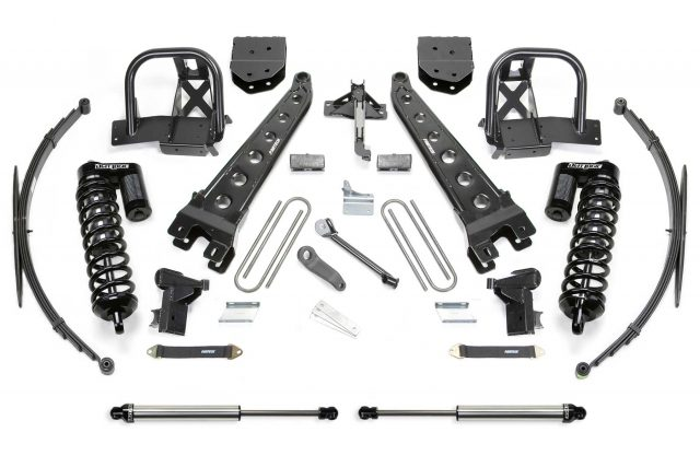 "10"" Radius Arm System w/ Dirt Logic 4.0 Coilovers & Rear Dirt Logic Shocks - K2049DL"