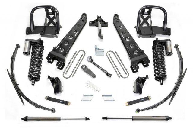 "8"" Radius Arm System w/ Dirt Logic 4.0 Coilovers & Rear Dirt Logic Shocks - K2066DB"