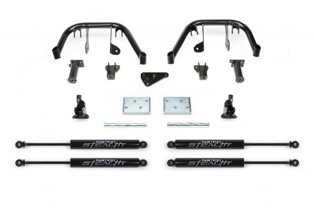 "6"" Multiple Front Shock System w/ Stealth Shocks - K2075M"