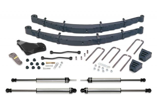 "8"" Performance System w/ Dirt Logic Shocks - K2087DL"
