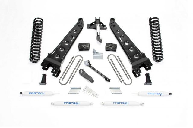 "6"" Radius Arm System w/ Performance Shocks - K2119"