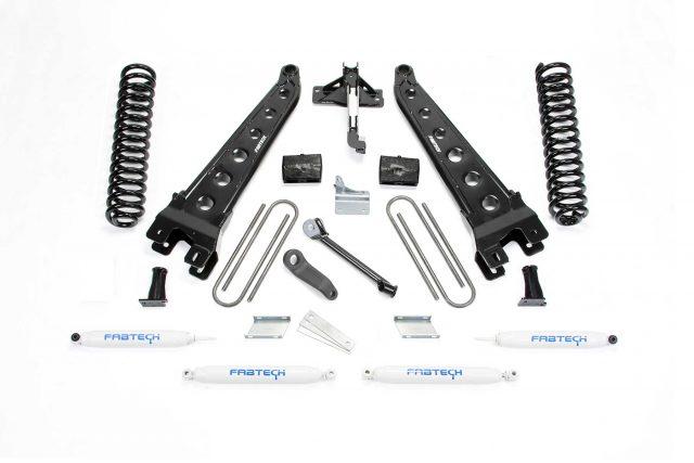 "6"" Radius Arm System w/ Performance Shocks - K2131"