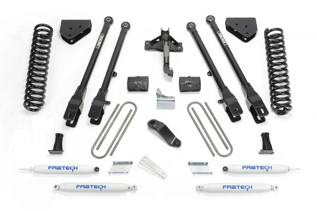 "6"" 4 Link System w/ Performance Shocks - K2132"