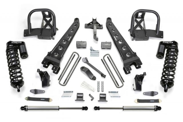 "6"" Radius Arm System w/Dirt Logic 4.0 Coilovers & Rear Dirt Logic Shocks - K2137DL"