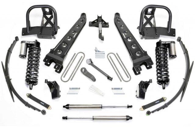 "8"" Radius Arm System w/ Front Dirt Logic 4.0 Coilovers & Rear Dirt Logic Shocks - K2143DB"