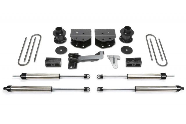 "4"" Budget System w/ Dirt Logic Shocks - K2160DB"