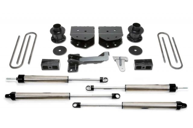 "4"" Budget System w/Dirt Logic Shocks - K2181DB"