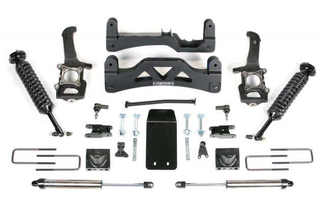 "6"" Performance System w/ Front Dirt Logic 2.5 Coilovers & Rear Dirt Logic Shocks - K2189DB"