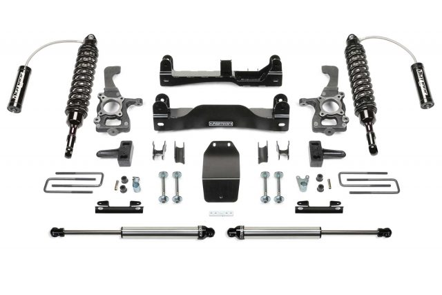 "4"" Performance System w/ Front Dirt Logic 2.5 Resi Coilovers & Rear Dirt Logic Shocks - K2198DL"