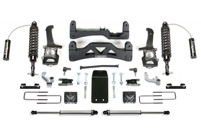 "6"" Performance System GEN II w/ Front Dirt Logic 2.5 Resi Coilovers & Rear Dirt Logic Shocks - K2200DL"