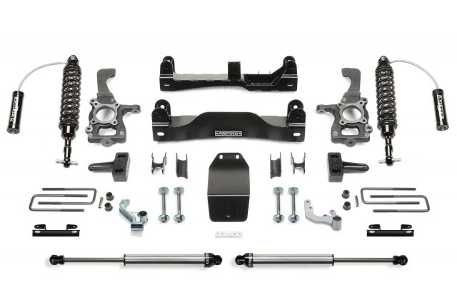 "4"" Performance System w/ Front Dirt Logic 2.5 Resi Coilovers & Rear Dirt Logic Shocks - K2201DL"