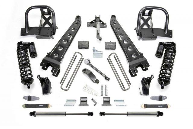 "4"" Radius Arm System w/Dirt Logic 4.0 Coilovers & Rear Dirt Logic Shocks - K2204DL"