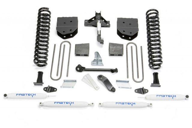 "4"" Basic System w/ Performance Shocks - K2210"