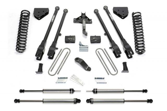 "4"" 4 Link System w/ Dirt Logic Shocks - K2212DL"