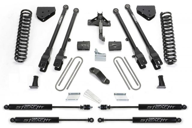 "4"" 4 Link System w/ Stealth Shocks - K2212M"