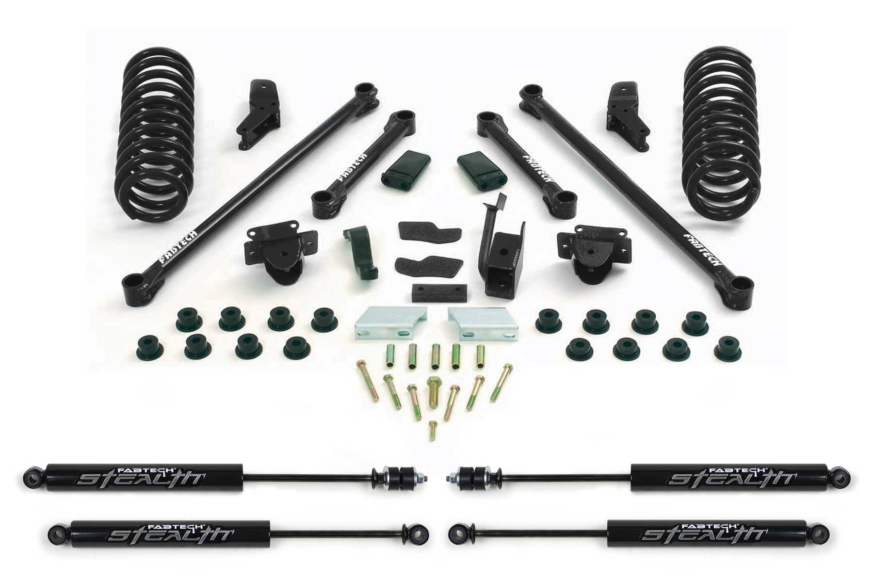5 5 u0026quot  performance system w   stealth shocks