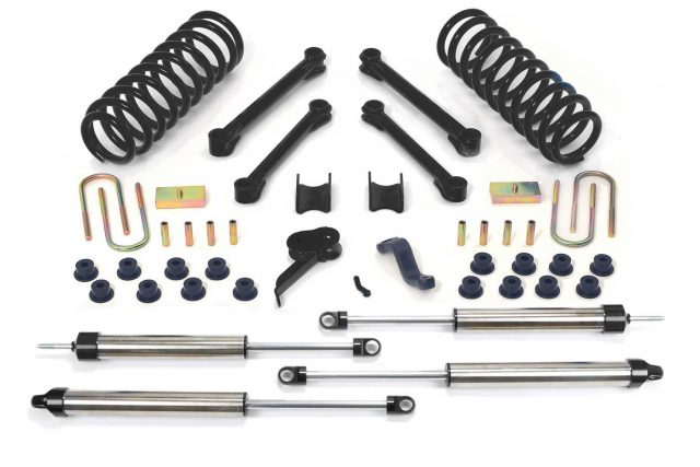 "4.5"" Performance System w/ Dirt Logic Shocks - K3006DB"