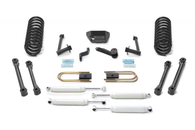 "6"" Performance System w/ Performance Shocks - K30154"