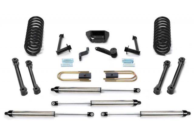 "6"" Performance System w/ Dirt Logic Shocks - K30154DB"