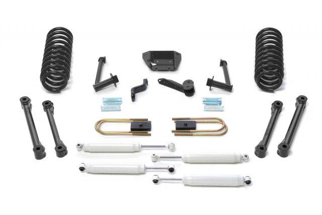 "6"" Performance System w/ Performance Shocks - K3033"