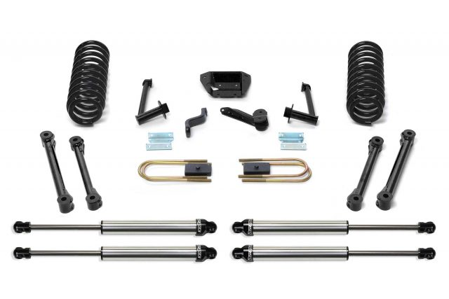 "6"" Performance System w/ Dirt Logic Shocks - K3033DL"