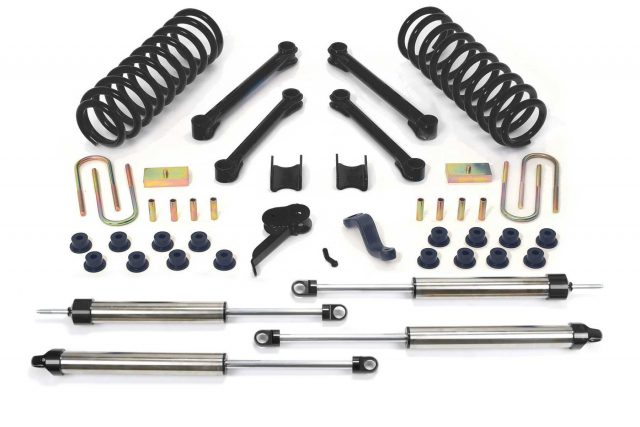 "4.5"" Performance System w/ Dirt Logic Shocks - K3037DB"
