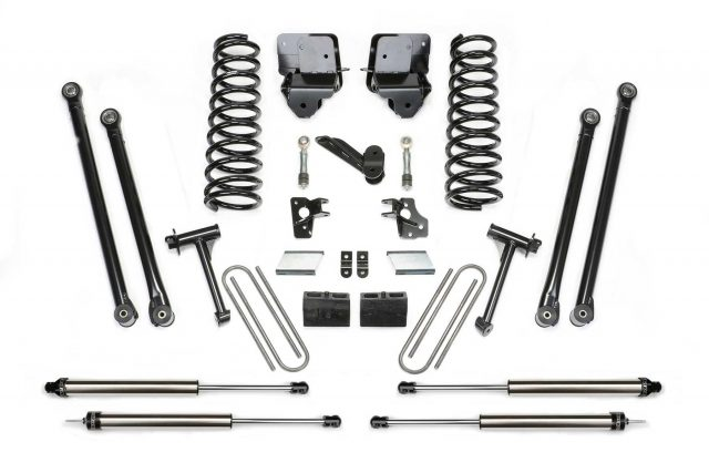 "6"" Long Arm System w/ Dirt Logic Shocks - K3043DB"