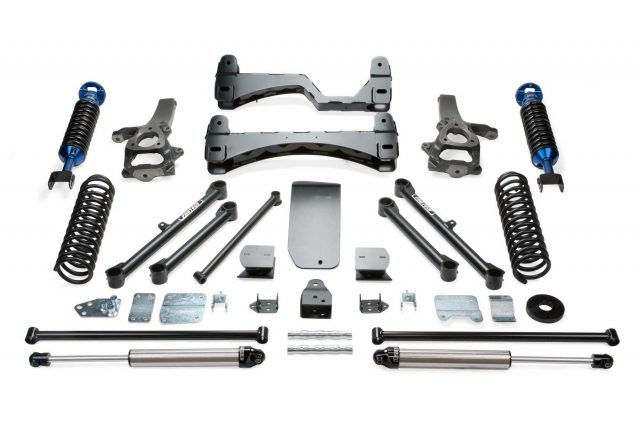 "6"" Performance System w/ Front Dirt Logic 2.5 Coilovers & Rear Dirt Logic Shocks - K3053DB"