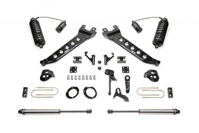 "7"" Radius Arm System w/ Dirt Logic 4.0 Resi Coilovers & Dirt Logic Shocks - K3079DL"