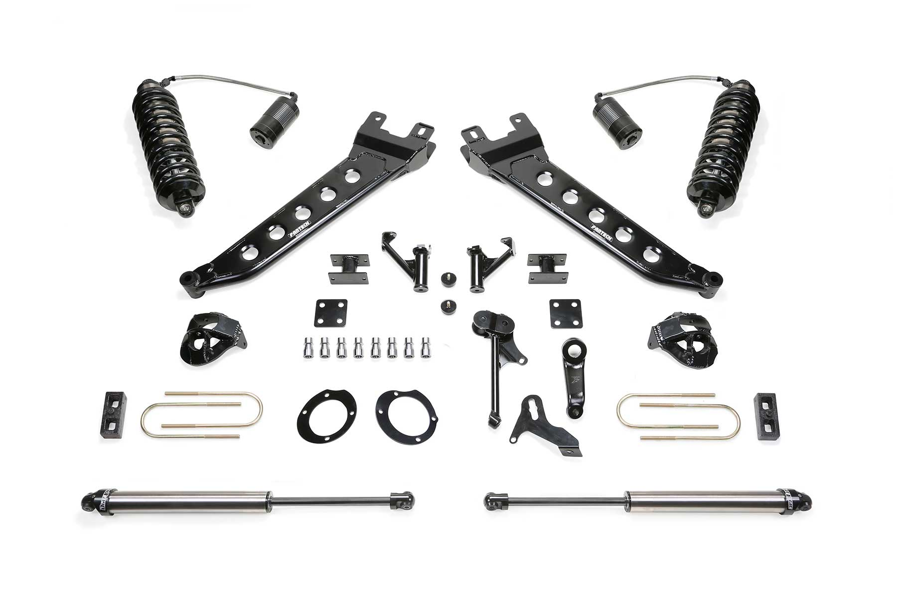 7 u0026quot  radius arm system w   dirt logic 4 0 resi coilovers