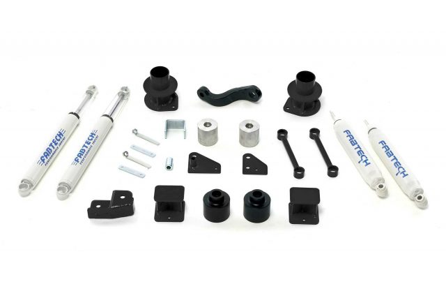 "3"" Spacer System w/ Performance Shocks - K4037"