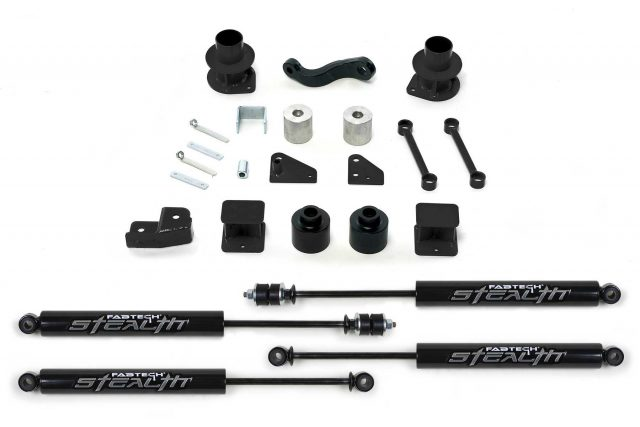 "3"" Spacer System w/ Stealth Shocks - K4037M"